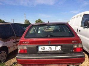 Rover 416 Penhorado Licite pela melhor oferta 2