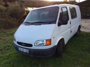 Ford Transit  Penhorada Licite por 861 euros 5