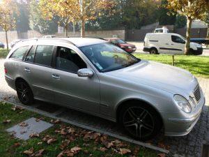 Mercedes E220 de 2004 Penhorada Licite por 4900 euros 5
