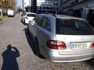 Mercedes E220 de 2004 Penhorada Licite por 4900 euros 2