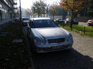 Mercedes E220 de 2004 Penhorada Licite por 4900 euros 4