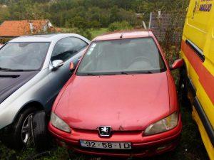Peugeot 106 Penhorado Licite por 106 euros 2