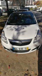 Opel Corsa Comercial 2007 Penhorado Licite por 1033 euros 5