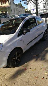Opel Corsa Comercial 2007 Penhorado Licite por 1033 euros 2