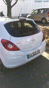 Opel Corsa Comercial 2007 Penhorado Licite por 1033 euros 4