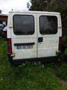 Citroen Jumper Penhorada licite por 258 euros 2
