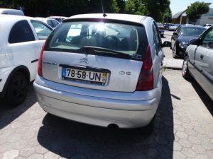 Citroen C3 Penhorado Licite por 669 euros 3