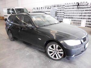 BMW 320 de 2007 Penhorado Licite por 1 euro 2