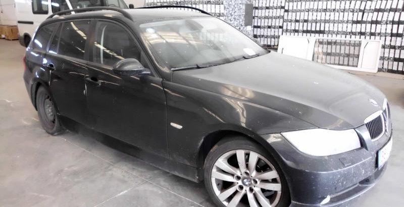 BMW 320 de 2007 Penhorado Licite por 1 euro 1