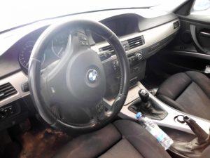 BMW 320 de 2007 Penhorado Licite por 1 euro 4