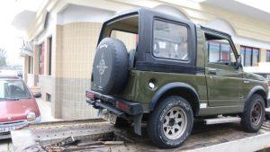 Suzuki Santana Penhorado Licite por 350 euros 2