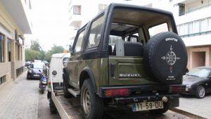 Suzuki Santana Penhorado Licite por 350 euros 5
