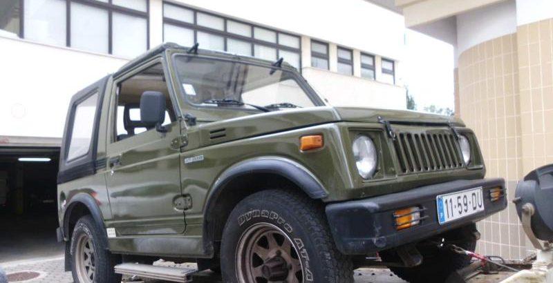 Suzuki Santana Penhorado Licite por 350 euros 23