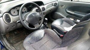 Renault Megane Cabrio Penhorado Licite por 2250 euros 4
