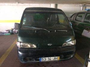 Hyundai FDA  Penhorada Licite por 600 euros 4