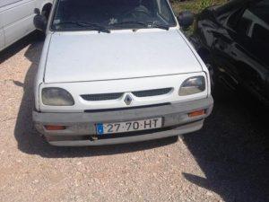 Renault Express Penhorada Licite por 200 euros 2