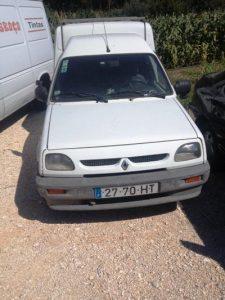 Renault Express Penhorada Licite por 200 euros 4