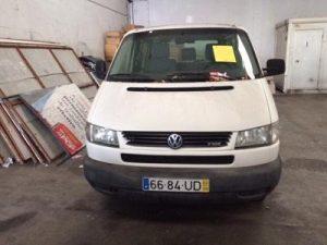 VW Transporter Licite por 525 euros 3
