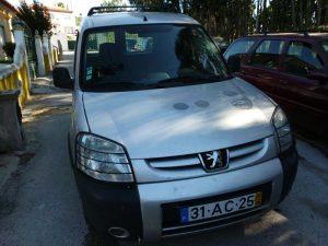 Peugeot Partner Penhorada Licite por 840 euros 3