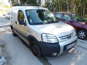 Peugeot Partner Penhorada Licite por 840 euros 2