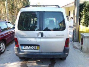 Peugeot Partner Penhorada Licite por 840 euros 5
