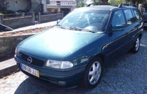 Opel Astra Caravan Penhorada Licite pela melhro oferta 4
