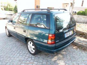 Opel Astra Caravan Penhorada Licite pela melhro oferta 5