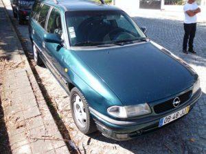 Opel Astra Caravan Penhorada Licite pela melhro oferta 3