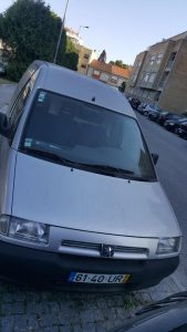 Peugeot Expert Penhorada Licite pela melhor oferta 2