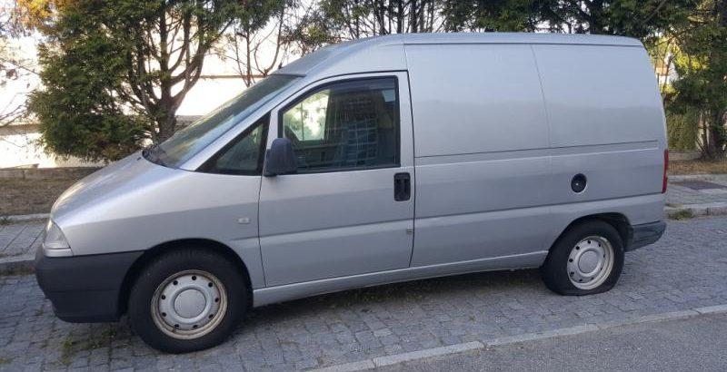 Peugeot Expert Penhorada Licite pela melhor oferta 1