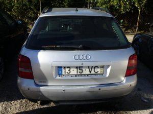Audi A4 Penhorada Licite por 350 euros 5