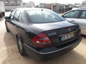 Mercedes E270 CDI Penhorado Licite por 2300 euros 2