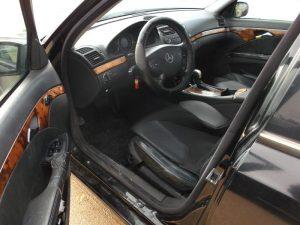 Mercedes E270 CDI Penhorado Licite por 2300 euros 5