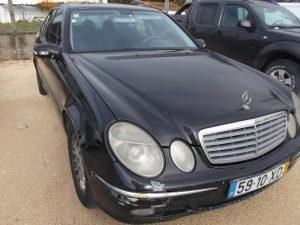 Mercedes E270 CDI Penhorado Licite por 2300 euros 3