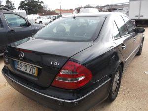 Mercedes E270 CDI Penhorado Licite por 2300 euros 4