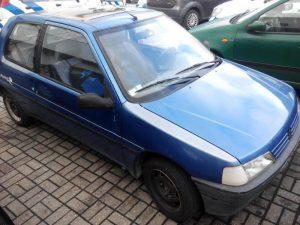 Peugeot 106 Penhorado Licite por 10 centimos 2
