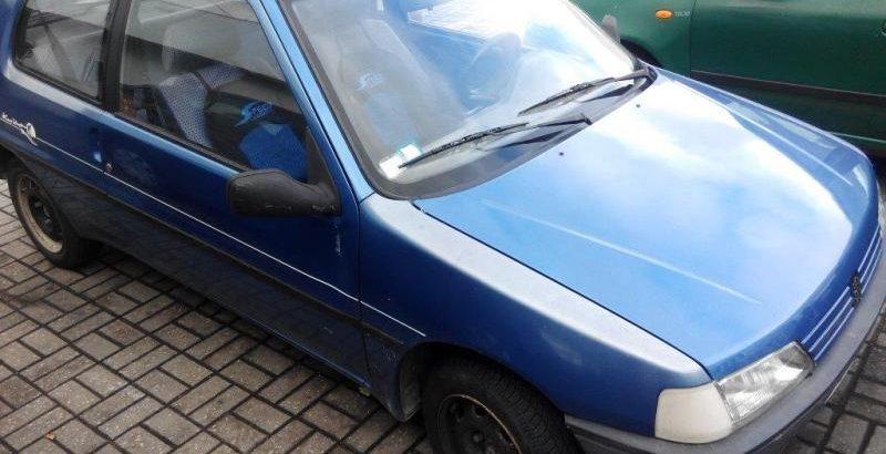 Peugeot 106 Penhorado Licite por 10 centimos 1
