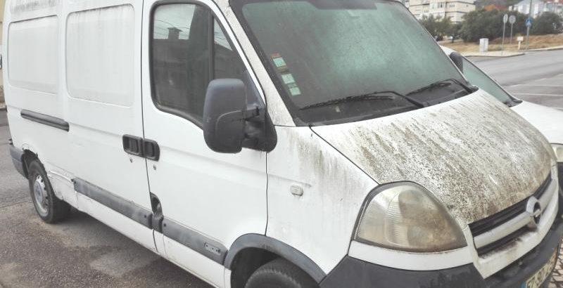 Opel Movano Diesel 2005 Licite pela melhor oferta 1