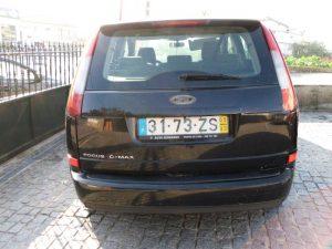 Ford C-Max Penhorado Licite por 1050 euros 2
