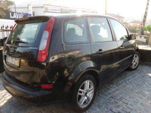 Ford C-Max Penhorado Licite por 1050 euros 5