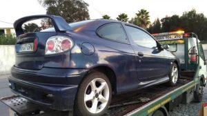 Renault Megane Penhorado Licite por 350 euros 3