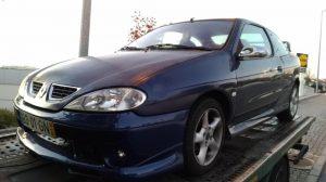 Renault Megane Penhorado Licite por 350 euros 5