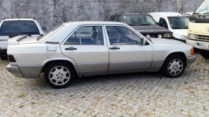Mercedes 190 Penhorado Licite por 350 euros 2