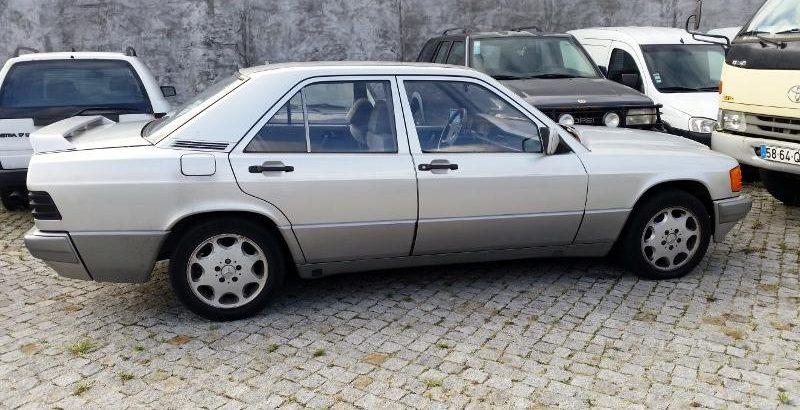 Mercedes 190 Penhorado Licite por 350 euros 76