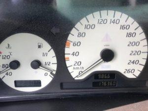 Mercedes CLK200 Kompressor Penhorado Licite por 2440 euros 3