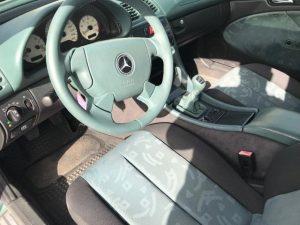 Mercedes CLK200 Kompressor Penhorado Licite por 2440 euros 2
