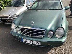 Mercedes CLK200 Kompressor Penhorado Licite por 2440 euros 5
