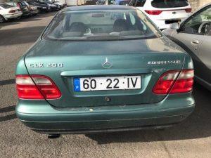 Mercedes CLK200 Kompressor Penhorado Licite por 2440 euros 4