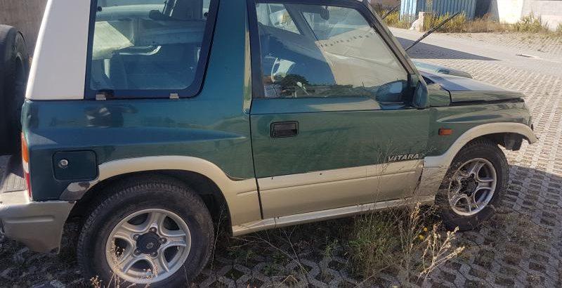 Suzuki Vitara Diesel Licite por 490 euros 199