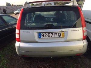 Honda HRV Penhorado Licite por 1500 euros 3